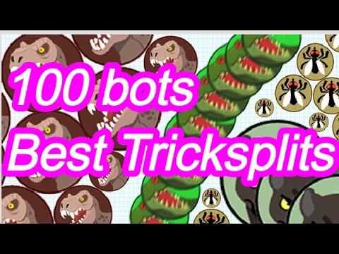 Agar io 100 bots Gameplay (AFTER PATCH) Agaio 132 MASS BOTS // Agar