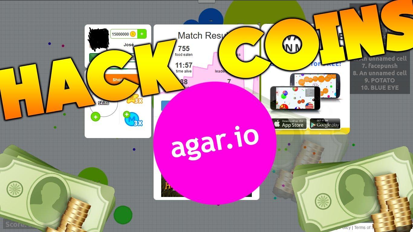 How to hack agar io coins | longwallmagazine net Hack v2 2 add Free