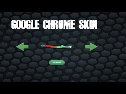 Skin for google chrome
