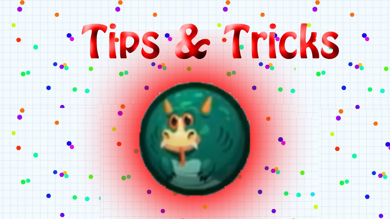 Agario Mobile // RUSH MODE GAMEPLAY!! // Tips & Tricks
