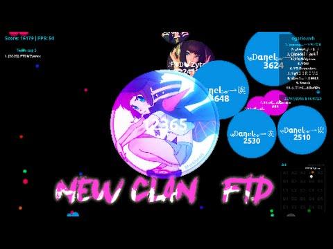 Join Ftd Clan Agario Insane Revenge Splitrunning Tricksplit