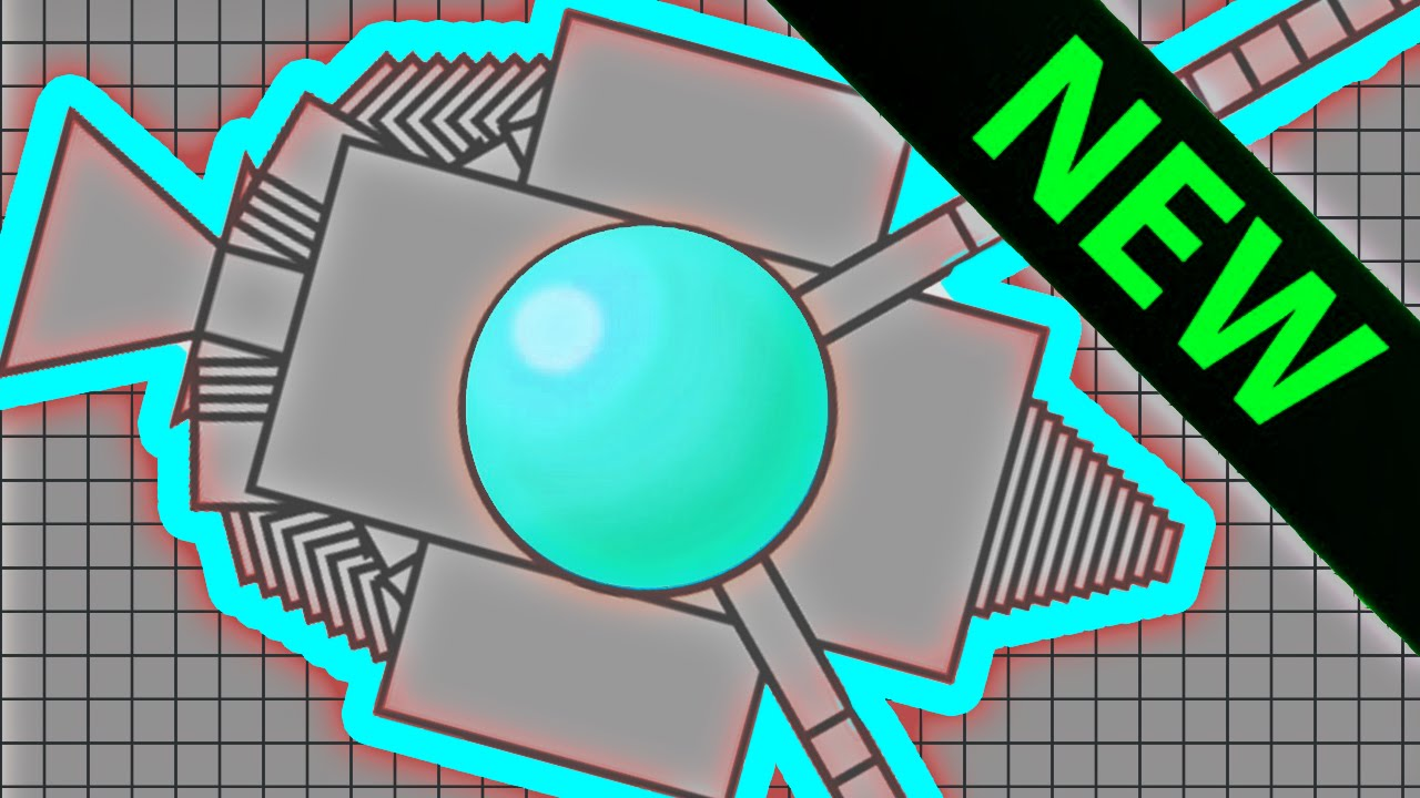 *NEW* EPIC TANK IN DIEP.IO (Create Your Own Tank) *500 ...
