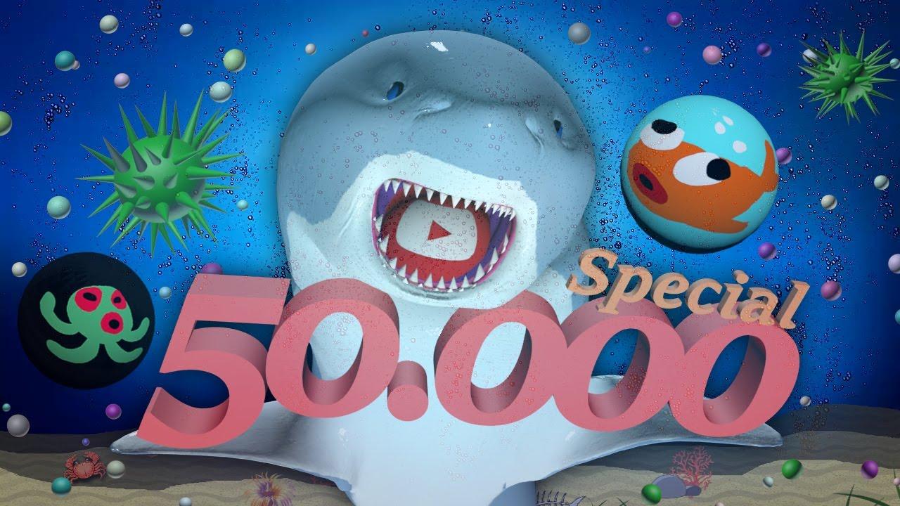 agar io 50k special shark agario gameplay matjoy song