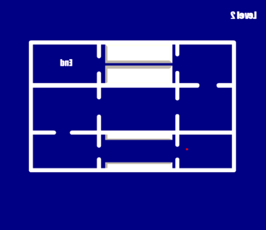 an old flash player game